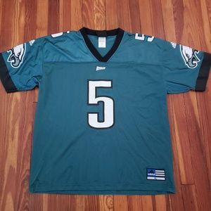Philadelphia Eagles Donavan McNabb Adidas XL Jerse